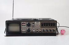 Sharp 5p-27g TV Radio Cassette Combo Ghetto Blaster Portable Boombox 70er years