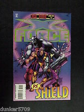 X FORCE VS S.H.I.E.L.D VOLUME1 NUMBER 55 JUNE 1996 MARVEL COMICS