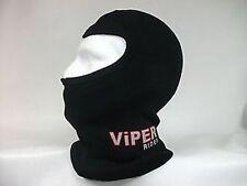 Cagoules, masques et tubes pour casques et vêtements pour véhicule en 100% coton