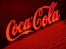 More details for coca cola script light led 40cm x 15cm. nice item!