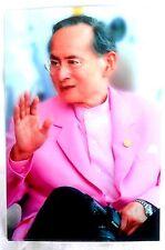Bild picture König King Bhumibol Adulyadej RAMA IX Thailand 15x10 cm  (s15