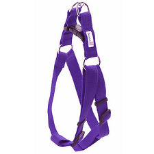 Doodlebone Nylon Dog Harness Purple 30 - 50cm