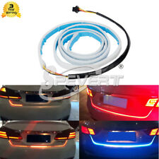 48'' LED Strip Tail Light Bar Car Truck Running Brake Reverse Turn Signal Lamp