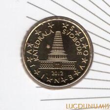 Slovénie 2012 10 Centimes D'Euro BU FDC provenant du coffret 15000 exemplaires -