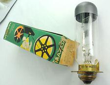 (PRL) MAZDA 125 V 750 W LAMPADINA FOTO PROIETTORE LAMPE PROJECTION LAMP LAMPEN