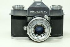 Zeiss Ikon Contaflex III with 50mm f2.8 Tessar