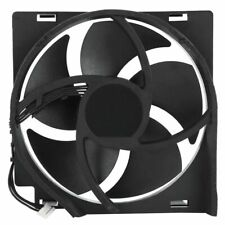 CPU Cooler Fans Replacement Cooler Fan 5 Blades 4 Pin Connector Cooling Fan U6W9