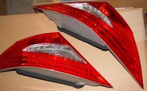 Mercedes-Benz OEM 2009-2011 CLS Class W219 LED Taillight Pair European Spec NEW