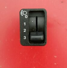 Rover 200 25 ZR 400 45 ZS Headlight Adjustment Switch YUT100190