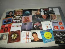 48 Cd Lot in Carrying Case ~ Mostly Late 1980's & 1990's Pop, Rock, R&B, Rap