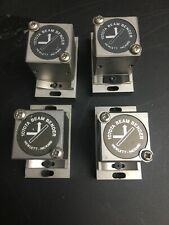 Lot Of 4 HP 10707A Beam Bender & Base Interferometer