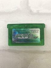 USED Nintendo GBA pokemon emerald Pocket monster Gameboy advance JAPAN IMPORT