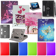 "For Samsung Galaxy Tab A7 10.4"" 2020 Universal PU Leather Flip Stand Case Cover"