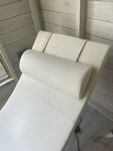 Dwell leather chair