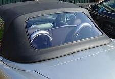 Fiat Barchetta 100%ORIGINAL Scheibe mit reissverschluss für cabrio Verdeck Dach