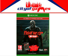 Xb1 Friday The 13th The Game - Xbox One