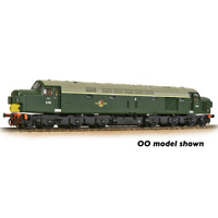 Graham Farish 371-185 N Gauge Class 40 Split Headcode D338 BR Green (Small Yello
