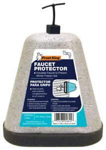 NEW FROST KING FC1 OVAL WINTER OUTDOOR FAUCET COVER PROTECTOR USA 1249168