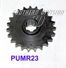 New TRIUMPH 650 500 PRE UNIT Engine Sprockets 23 Thies Moteur Pignon e3108 70-3108