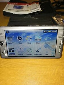 ARCHOS 700TV MOBILE DIGITAL TV & RECORDER BOXED WITH ACCESSORIES