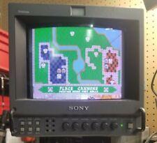 "Sony PVM-8041Q 8"" Trinitron Color Video Monitor"