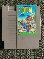 PLAY ACTION FOOTBALL - NINTENDO NES - GAME ONLY - FREE S/H - (N1)