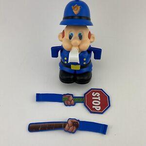 Cookie Cop Game Replacement Parts Pieces 1997 Milton Bradley Cop w/ Both Arms