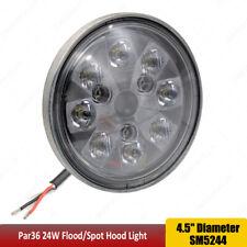 For Case 90 Series Tractors Lh Or Rh Upper Cab Fender Or Hood Light Oem D70115