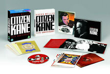 Citizen Kane Limited Edition 75th Anniversary Blu-ray Region Free New & Sealed