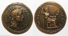 """Médaille en Bronze """" les monnaies Romaine  """" Padouan des MDP ( 067 )"""