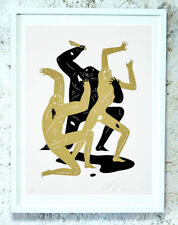 Cleon Peterson Heatens white ! No seen, invader, jonone, cope2, vhils, obey