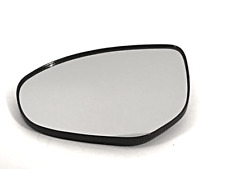 Fits 11-14  2, 10-13  3 Left Driver Mirror Glass Lens Heated w/Holder OE