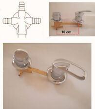 Armatur Einhebelmischer  3 fach Umschalter Duschkabine Duschtempel Dusche
