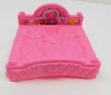 Fisher Price Little People Disney Cinderella Castle Pink Bed Replacement Toy