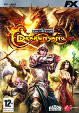 THE DARK EYE : DRAKENSANG PREMIUM - FX INTERACTIVE - PC ITALIANO