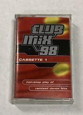 Vintage Club Mix 98 - Cassette 1 - Cassette Tape