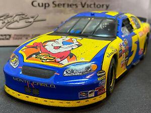 Action Kyle Busch Kellogg's California 1st Cup Win Raced Version 05 Chevy NASCAR