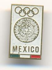 Olympic Games MEXICO 1968  Scarce Pin Badge