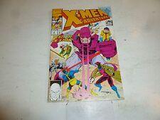 X-MEN ADVENTURES Comic - Vol 1 - No 2 - Date 12/1992 - Marvel Comic