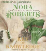 NEW Key of Knowledge (Key Trilogy) by Nora Roberts
