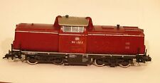FLEISCHMANN 4230 DIESEL LOCOMOTIVE BR 212 380-0 DB Ep. 4 used for Hobbyists,