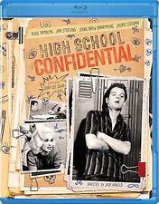 High School Confidential (Russ Tamblyn) Region A BLU RAY - Sealed