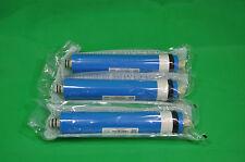 3x 100GPD OSMOSI INVERSA membrane RO filtro acqua