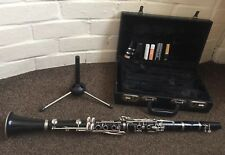 Clarinete Buffet B12 Negra-con Estuche Y Accesorios completamente en funcionamiento