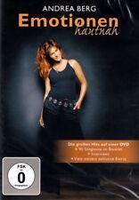 ANDREA BERG: EMOTIONEN HAUTNAH (Live + Booklet) NEU+OVP