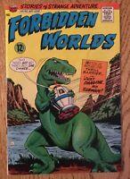 Forbidden Worlds #143 (American Comics Group, 1967)