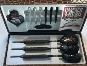 Hammerhead 365E Black Steal No Bounce 36 gr 90% Tungstun free shipping n more