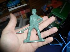Army Mine Sweeper Soldier Plastic Playset Figure