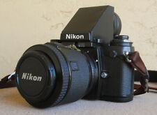 RARE Nikon Modified DW-4 Finder for F3 Retinal Fundus Camera Viewfinder 6x DW4
