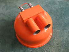 Material and Vacuum Hopper Feeder Part for Injection Molding - USED